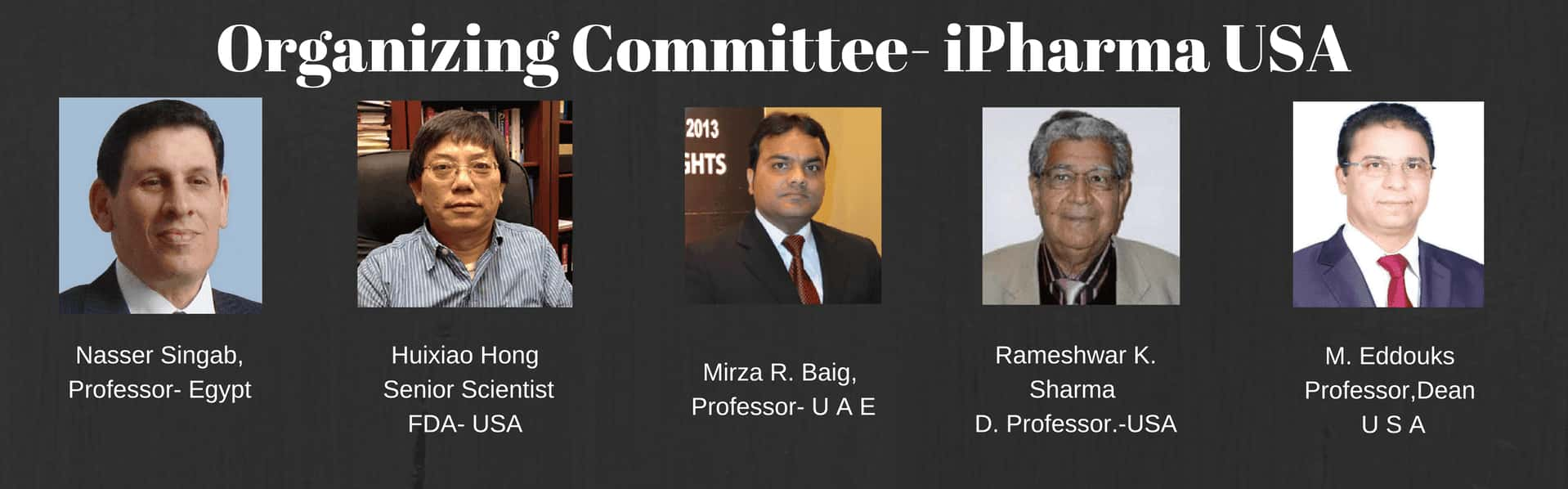 Organizing Committee-iPharma2018
