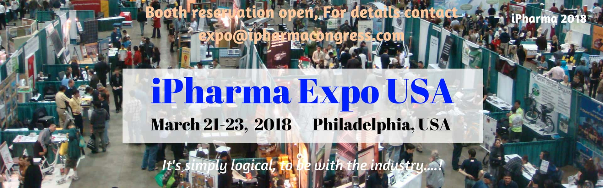 Expo Banner- iPharma 2018