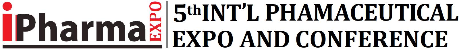 Logo for iPharma Expo 2021