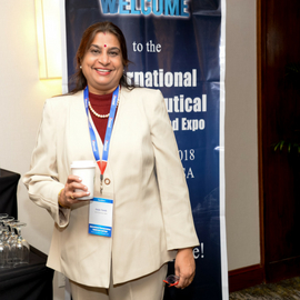 Sanju Nanda speaker for ipharma-2019