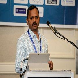 Prashantha Kumar speaker for ipharma 2019