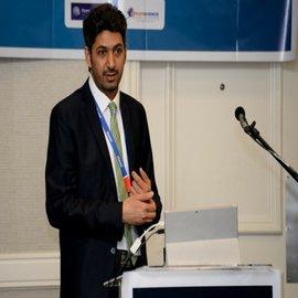 Zayed Nama Alsulami speaker for ipharma 2019