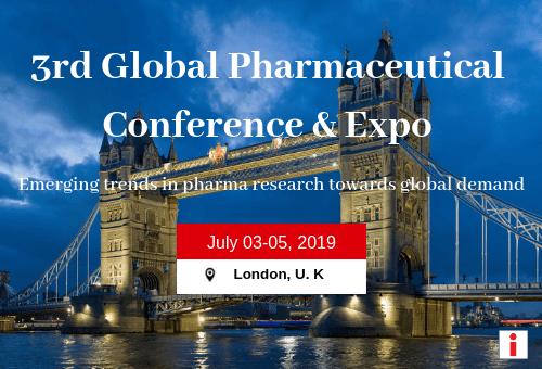Pharma Conference 2019 banner image