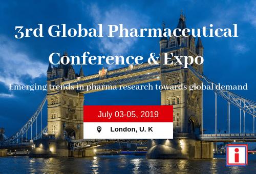 Pharma Conference 2019 theme image