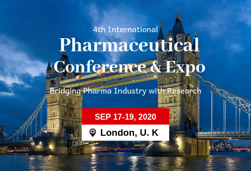 Pharma Conference 2019 theme image