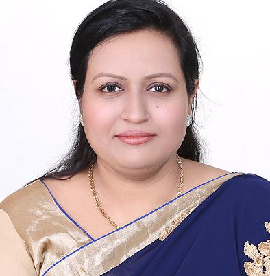 Seema Habib - Organizing committee member for ipharma