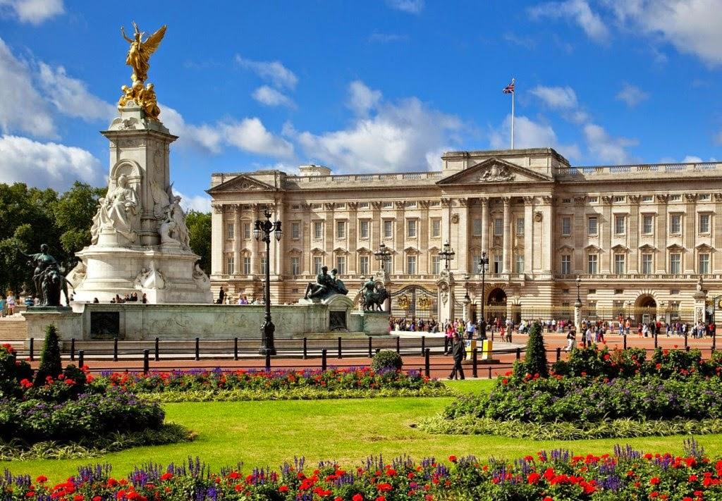 Buckingham Palace- iPharma